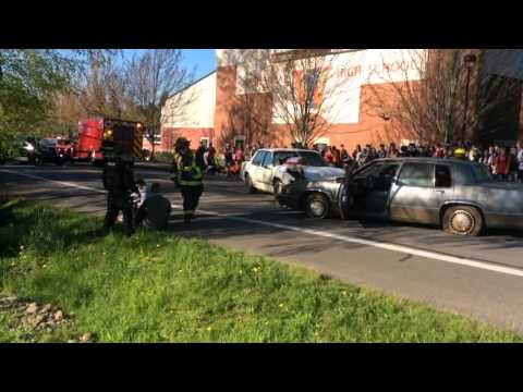 Washougal High School drunk driving scenario 2015-2016