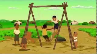 Балаларга Казакша ертеглер. мультфильм на казахском языке.