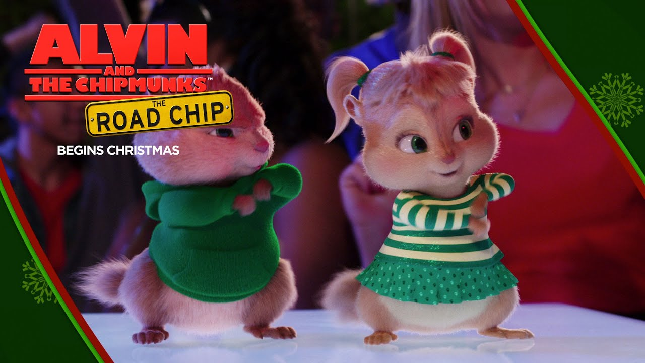 alvin and the chipmunks the road chip quotwreck the halls