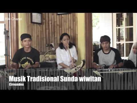Original Musik Sunda wiwitan, kecapi suling | Dewi Kanti