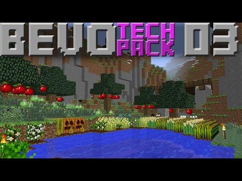 Mekanism Power - Bevo's Tech Pack #3
