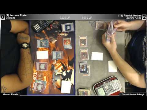ARG Raleigh Grand Finals - Jerome Porter (Qliphorts) vs. Pat