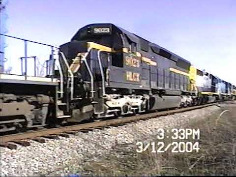 SME Vol#8 Portland, Tennessee Main Line Subdivision 2004