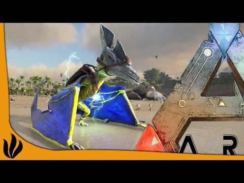 ARK MOD FR #1 S7 - Ptera Lightning !