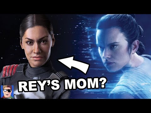 Star Wars Theory: Rey's Parents Confirmed in Battlefront 2?