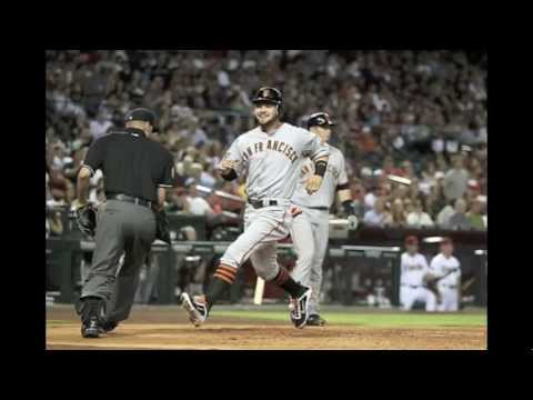 Bye Bye Baby - San Francisco Giants Fight Song