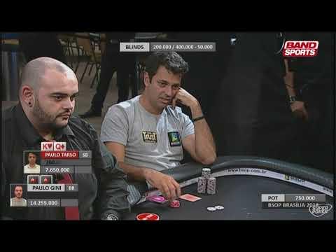 Poker Night - 18/05/2018 - BSOP Brasília - 2ª Etapa - Main Event - FT - Parte 3