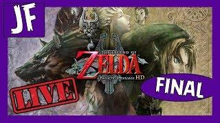 Finalizando: The Legend of Zelda: Twilight Princess HD FINAL