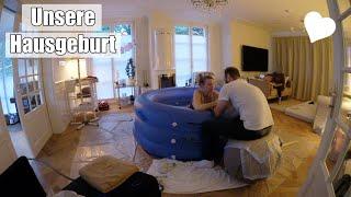 Unsere traumhafte Hausgeburt ❤️ Überraschungs-Baby | Isabeau