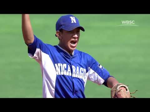 Close-up: Nicaragua v Japan - WBSC U-12 Baseball World Cup 2017