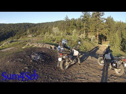 Oyama Lake Road Ride Beautiful BC  ¦  Sum4Seb Motorcycle Video
