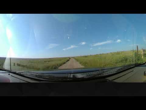 Cimarron NG Santa Fe Trail Driving pt of rocks