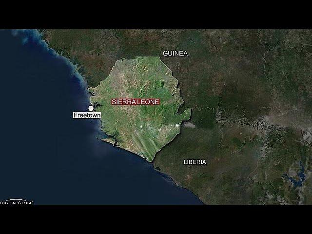 Sierra Leone's army heals trauma with yoga