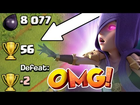 Clash Of Clans - I AM THE LUCKIEST PERSON ALIVE! - INSANE TROPHY OFFER CoC 2016!