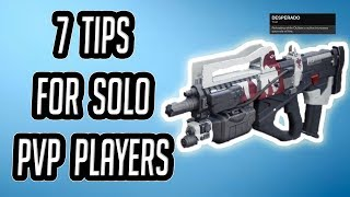 7 Tips For Solo PvP Players
