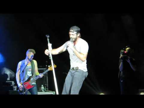 "Thomas Rhett ""Make Me Wanna"" Live @ Susquehanna Bank Center"