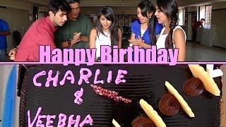Kaisi Yeh Yaariyan cast celebrate Charlie and Veebha