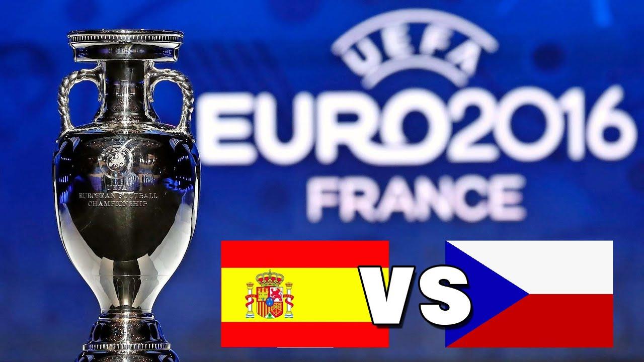 Spanien Tschechien Tv