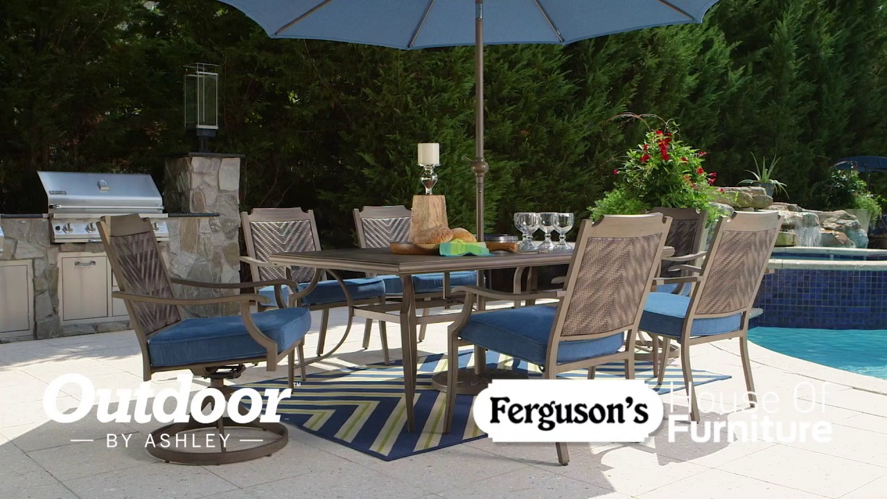 Fergusonu0027s House Of Furniture: Outdoor By Ashley