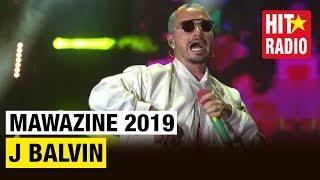 MAWAZINE 2019 : J BALVIN