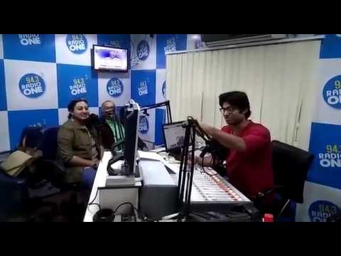 Muscat Adda Clipping With RJ Roy 94.3 Retro One