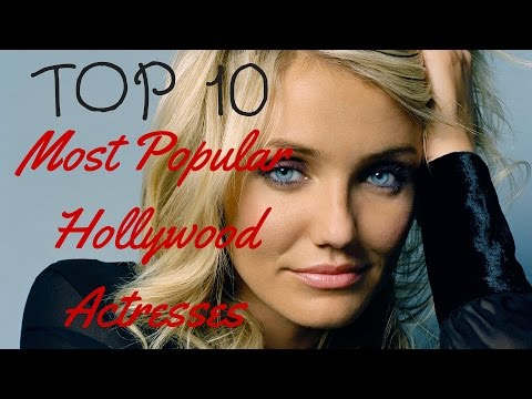 Top 10 Most Popular HOLLYWOOD Actresses In 2016 !!: Find out the TOP 10 popular Hollywood Actresses of 2016 ! More Mind Blowing Videos:   Most Dangerous Countries In the World 2016 - TOP 10 !!  https://www.youtube.com/watch?v=Mc2gUwZwmDU  Best 9MM PISTOLS of All Times - Top TEN !  https://www.youtube.com/watch?v=PlXN-fX7eks  Top 10 BOLLYWOOD BEAUTIFUL QUEENS | ACTRESSES | 2016 - Top 10 !! https://www.youtube.com/watch?v=RPj2M1eA9ug  TOP 10 – World's powerful INTELLIGENCE AGENCIES in the world - TOP TEN !  https://www.youtube.com/watch?v=I77vdV4lscA  Top 10 HOTTEST HOLLYWOOD ACTORS 2016 | Hottest And Sexiest Men - TOP TEN !  https://www.youtube.com/watch?v=coAEzDgw3vs  Tags : popular hollywood actresses list, popular hollywood actresses name, top popular hollywood actresses, famous hollywood actresses all time, hollywood top bold actresses, hollywood top beautiful actress name list, hollywood top beautiful actress 2016