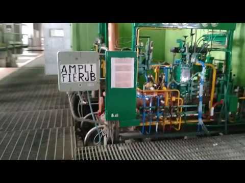 Steam turbines , thermal power station in hindi