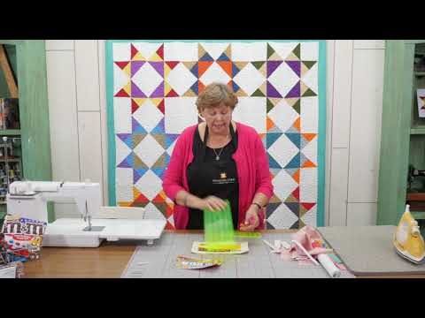 "Make a ""Candy Bag Zipper Pouch"" with Jenny!"