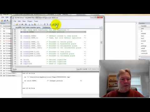 Creating New Variables Using Stata