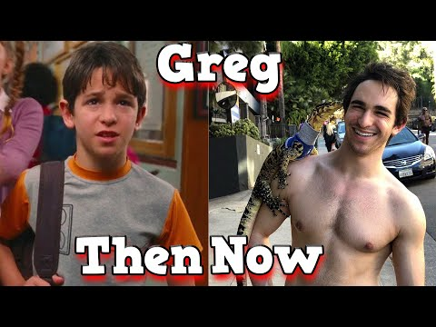 Diary Of A Wimpy Kid Then And Now 2020 Youtube
