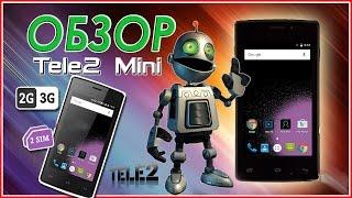 ???? Сверхдешевый смартфон Tele2 Mini - обзор, описания, тесты .