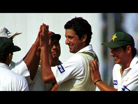 From The Vault: Wasim Bamboozles Australia Again