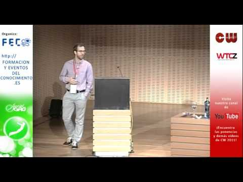 SEOcial Media por José Llinares en el Congreso Web de Zaragoza