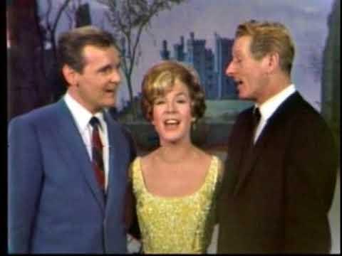 Another Go Around:  Vikki Carr, John Gary, Danny Kaye