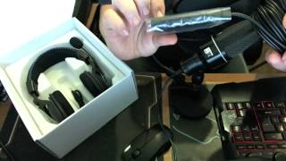 Turtle Beach Ear Force PX22 Universal Gaming Headset Unboxing and Test!