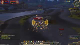 Battle for Azeroth Quest 386: I Want It All Now (WoW, human, Paladin)