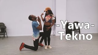 Download Video Tekno - Yawa | Meka Oku Choreography MP3 3GP MP4