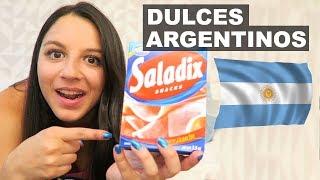 ¡Probando CIENTOS de Dulces ARGENTINOS! | EXPCASEROS