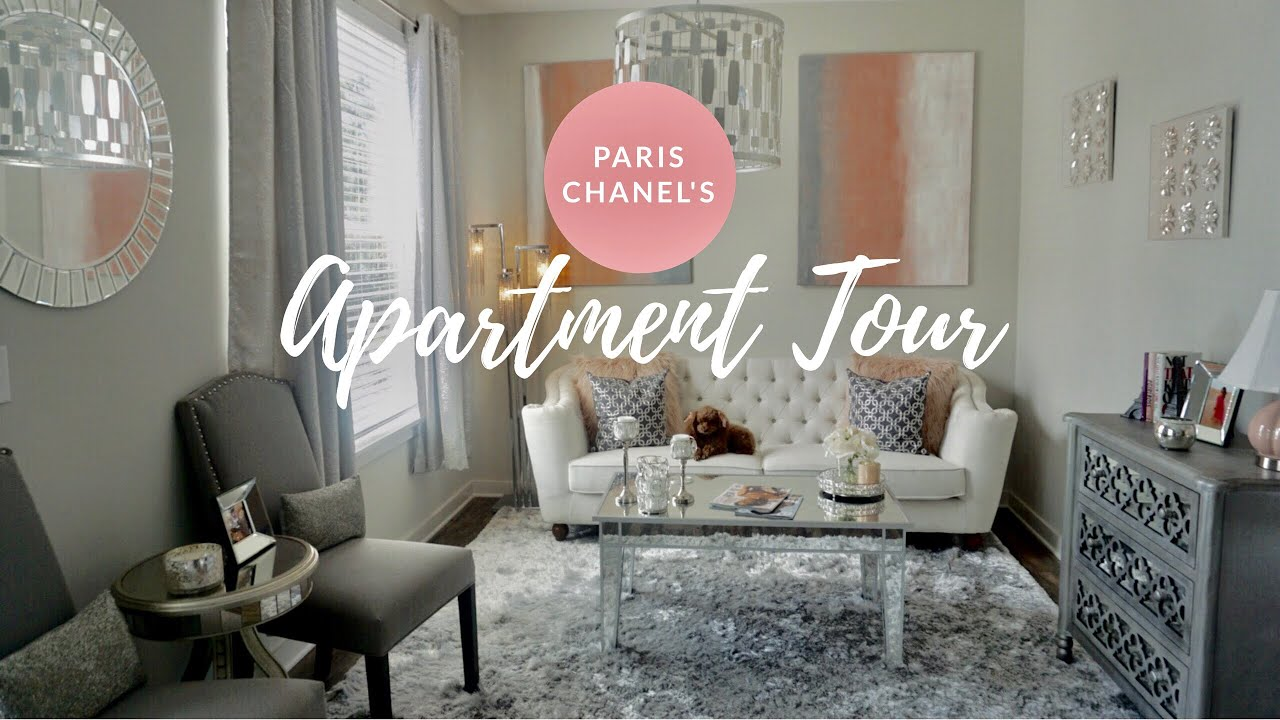 Apartment Tour Glam Loft Edition Paris Chanel