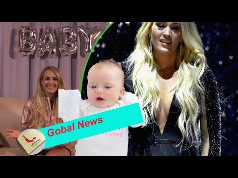 Carrie Underwood looking forward to Baby Bump on pictures Full Show During her outing at Disneyland Mp3