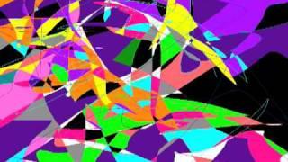 Shistners Bassflex - µ-Ziq (aka Kid Spatula) / Art by Thomas Lea