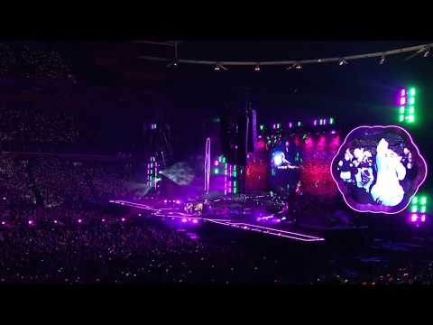 Paradise - Coldplay - Washington, DC - FedEx Field - August 6, 2017
