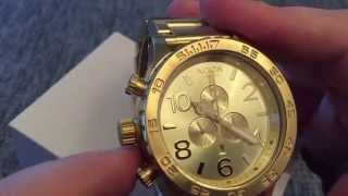Nixon 51 30 All Gold Everything You Need To Know