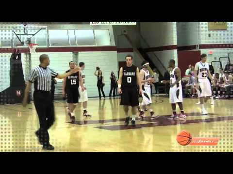 Entrevue Jet7basket:: Laurent Rivard, Harvard Crimson - Ivy League - NCAA