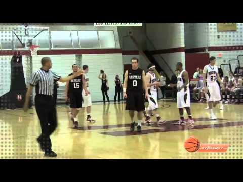 Entrevue Jet7basket:: Laurent Rivard, Harvard Crimson - Ivy League - NCAA