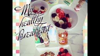 My Healthy Breakfast: 3 tipi di colazione facili Thumbnail