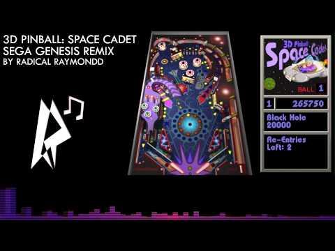 3D Pinball: Space Cadet  Sega Genesis Remix