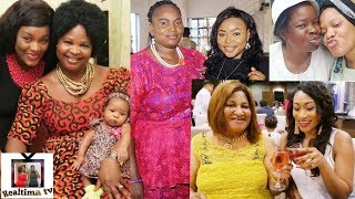 Top Nollywood Actresses and Their Beautiful Moms