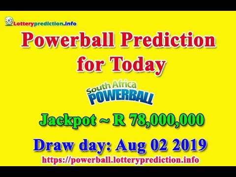 Powerball SA R78 Millions: How To Prediction Winning Numbers?