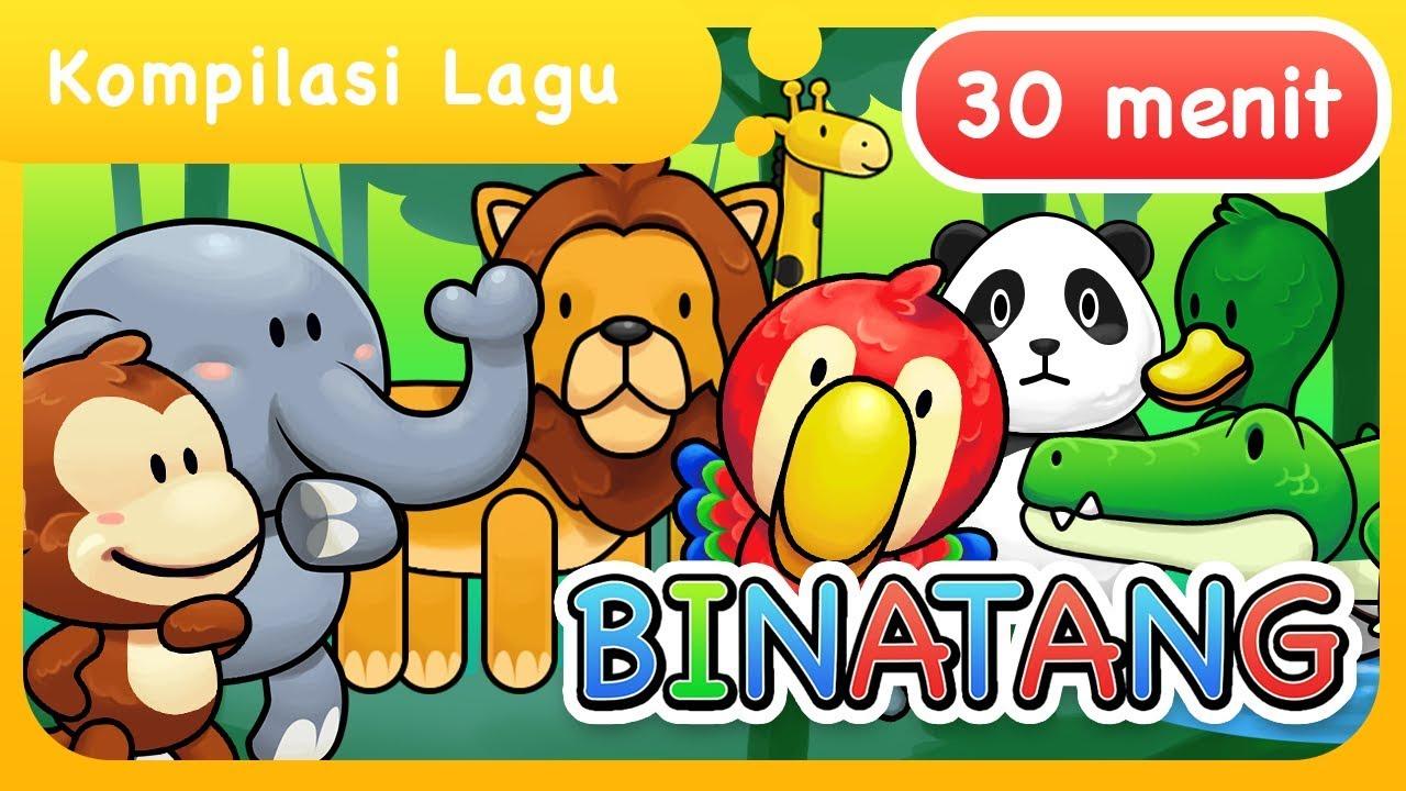 640 Gambar Anak Hewan Kartun Gratis